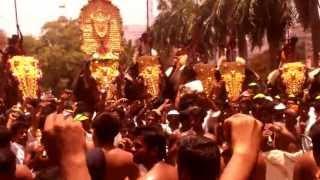 Thrissur Pooram 2013 - Melam - HD