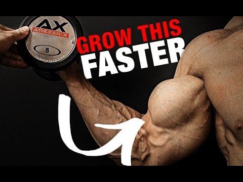 Download How to Get Bigger Biceps (LIGHT WEIGHTS!!)