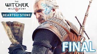 The Witcher 3 Hearts of Stone - FINAL ÉPICO!!! [ PC - Playthrough Dublado PT-BR ]