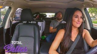 Brie Bella tries to manage Daniel Bryan