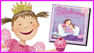 PINKALICIOUS MOTHER'S DAY SURPRISE - KIDS BOOKS Read Aloud -  Mother's Day Activity with Books