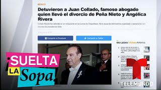 Juan Collado, Preso Y Sin Derecho A Fianza   Suelta La Sopa   Entretenimiento