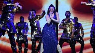 Urvashi Rautela's Mind Blowing performance At TOISA Awards 2017