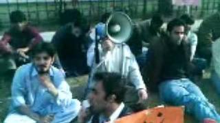 ogdcl protest