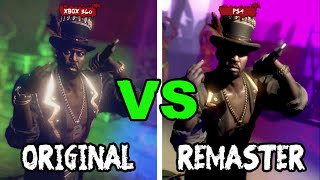 Who Do You Voodoo, Bitch!? | Original vs Remastered HD Graphics Comparison