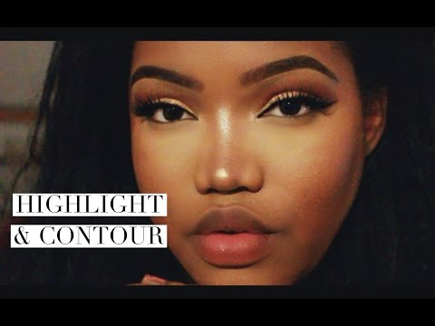 Xxx Mp4 Hightlight And Contour Bronzer For Black Women Ashley Sin Claire 3gp Sex
