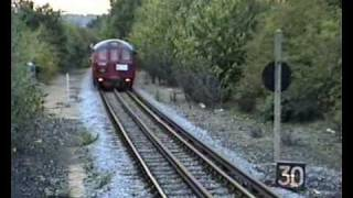 Epping Ongar Railway, 1994. Last Train from Ongar (HQ vid)