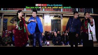 Hauki Maya Arkaiko hak wala || Nepali jhyaure song|| Raju Gurung Ramji Khand & China Thapa Magar HD
