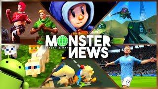 Fifa 19 apk, Halo CE, Teslagrad, Pokemon, Minecraft, Creative Destruction y Mas Noticias Android iOS