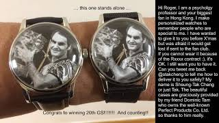 Roger Federer: I made a watch for you
