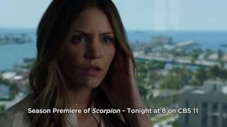 CBS 11 News - The REAL Scorpion Team