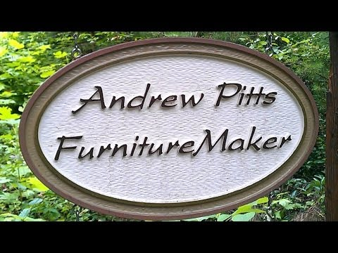 Making an HDU Sign with a ShopBot: Andrew Pitts ~ FurnitureMaker