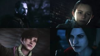 Two Best Friends Play RE Revelations 2 Compilation