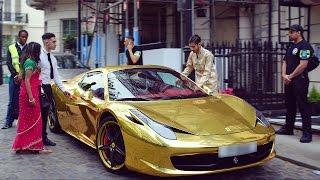 Bollywood GOLD DIGGER PRANK!
