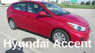 2016 Hyundai Accent 5DR (Hatchback) Full Review and Test Drive