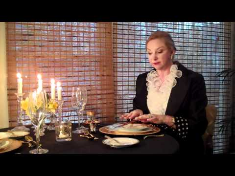 Etiquette, Manners, Charm Finishing School by Gloria Starr