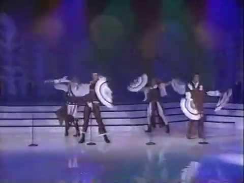 Locomia agredidos en Siempre en Domingo 1993