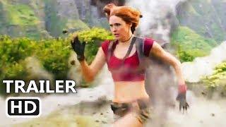 JUMАNJI 2 Trailer # 2 SNEAK PEEK (2017) Dwayne Johnson Adventure Movie HD