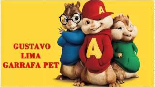 Garrafa PET 2014 - Gustavo Lima  Alvin e os Esquilos
