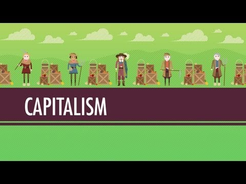 Capitalism and Socialism Crash Course World History 33