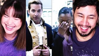 RYAN HANSEN SOLVES CRIMES ON TELEVISION   YouTube Red   Trailer Reaction!