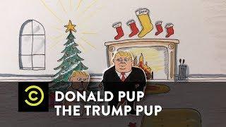 Donald Pup the Trump Pup