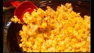 #599 - Making MOVIE THEATRE Popcorn