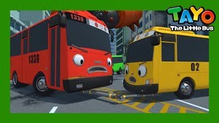 Tayo l Trailer l  Vroom Vroom Adventure l Villains attack! l Tayo the Little Bus