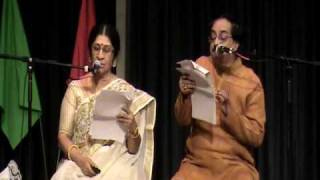 Sruti Natok (Part 9) by Jagannath & Urmimala Basu - Antorik Dallas Bijoya 2009