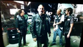 SoA jax disarmed president and last goodbye