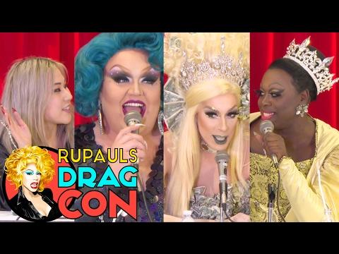 Xxx Mp4 ALASKA EUREKA BOB The DRAG QUEEN W Sandra Song The Politics Of Drag From RuPaul S DragCon 2017 3gp Sex
