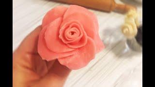 chocolate roses ساخت گلهای رز با شکلات