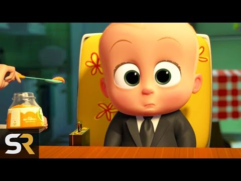 10 Animated Kids Movies With Hidden Adult Messages