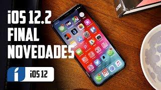 iOS 12.2 ya disponible ¡Descubre sus novedades!