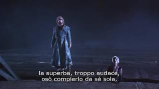 Sigfrido (sub ita) - Siegfried, R. Wagner - D. Barenboim - Atto 3