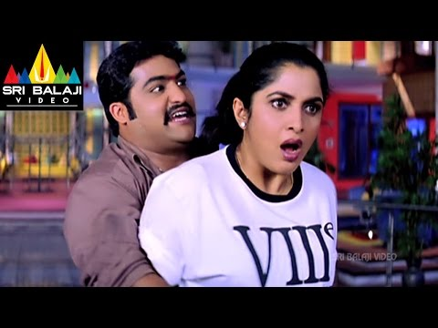 Xxx Mp4 Naa Alludu Movie NTR And Ramya Krisha Comedy Jr NTR Shriya Genelia Sri Balaji Video 3gp Sex