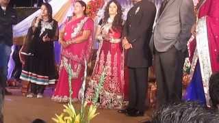 Anubhav Mohanty & Barsha Priyadarshini Ring Ceremony