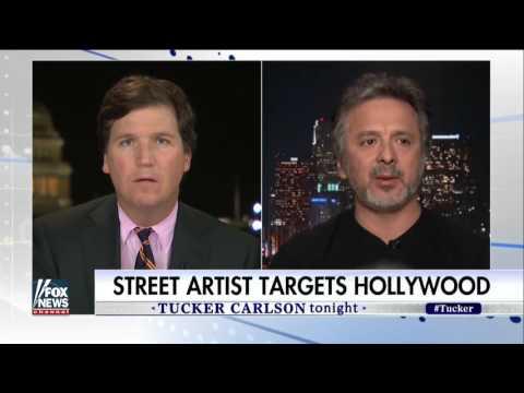 Xxx Mp4 Tucker Porn Conservative Street Artist Mocks Hollywood Oscars 3gp Sex