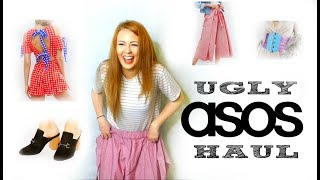 UGLY CLOTHES HAUL: ASOS (+Try On)  | COCO MILONE