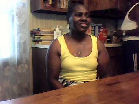 My Mommy Singing ''Amazing Grace'' In Kikuyu