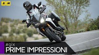 Yamaha Tracer 900 e Tracer 900 GT 2018: evoluzione centrata. TEST