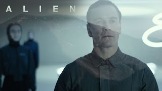 Alien: Covenant   Meet Walter   20th Century FOX