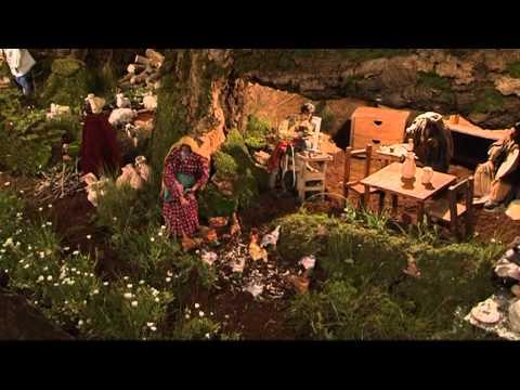 VIDEO IL GRANDE PRESEPE MECCANICO 2010 DI CASTELVETRANO Parte 1 REALIZZATO DA VITO GUCCIONE