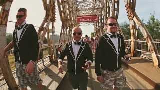 Punnany Massif: Szabadon (Na-Na-Na) / Freedom song - Official Sziget Festival 2013 Anthem
