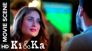 Arjun is very ambitious like his mom | Ki & Ka | Arjun Kapoor, Kareena Kapoor | Movie Scene