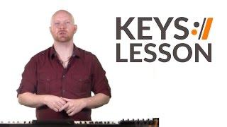 Dance - Planetshakers // Keyboard Tutorial