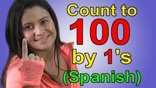 Count to 100   Count to 100 in Spanish   Educational Songs   Spanish Numbers   Jack Hartmann