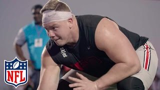 Pat Elflein and Kyle Kalis take on Pro Day | Episode 4: In The Trenches | NFL