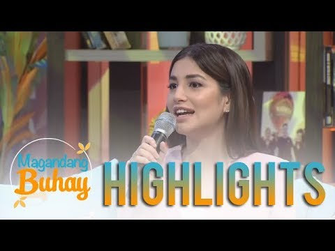 Xxx Mp4 Magandang Buhay Nathalie Hart Talks About Her Pregnancy 3gp Sex