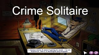 Crime Solitaire 2 - Download Free at GameTop.com